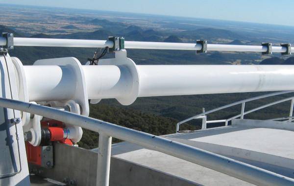 Observatory Shutter Brake